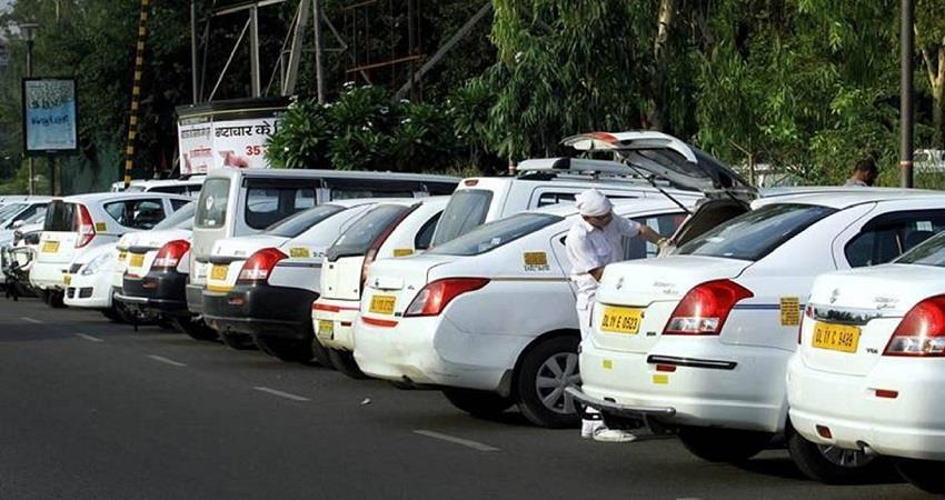delhi ola uber strike people in trouble kmbsnt