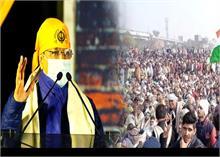 महापंचायत के जरिए किसान समर्थन में CM केजरीवाल का पंजाब की तरफ रूख