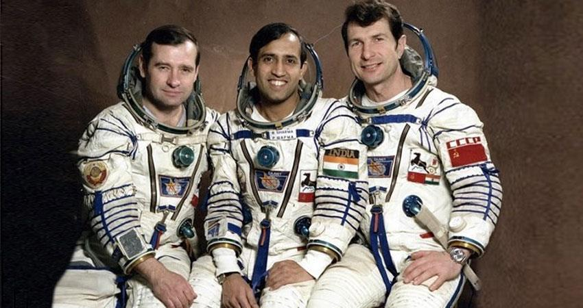 rakesh sharma the first indian astronaut