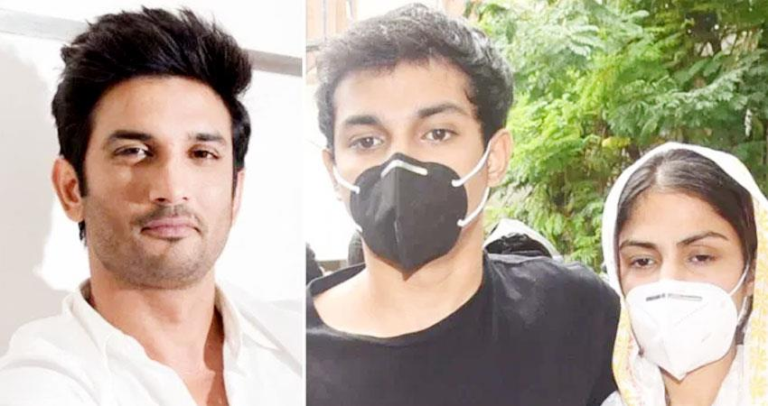rhea chakraborty asked showik to bring drugs and made payment with sushant money aljwnt
