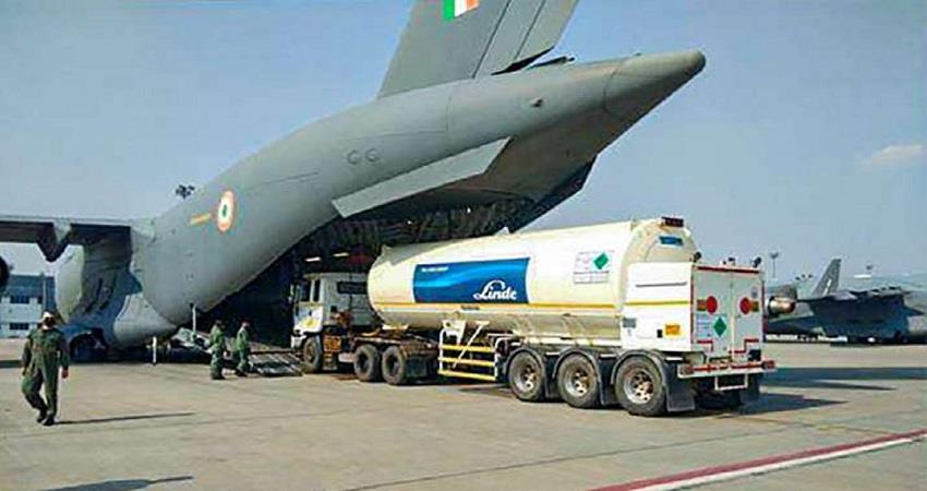 indian-air-force-will-help-to-supply-oxygen-amid-corona-pandemic-kmbsnt