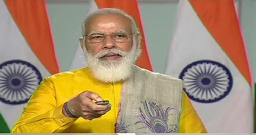 PM Narendra Modi will show green signal to 8 special trains today sohsnt
