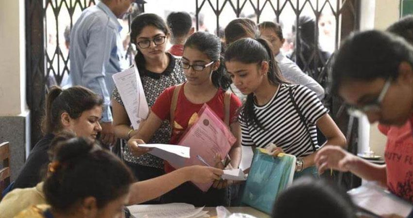 6th cutoff list issued in delhi university reserved category can take admission