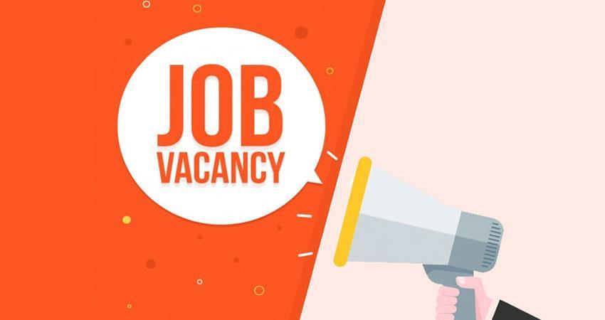 various job vacancies in pgimer apply fast