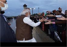 अमेरिका पहुंचे PM मोदी का हुआ गर्मजोशी से स्वागत, आज कई अहम हस्तियों से करेंगे मुलाकात