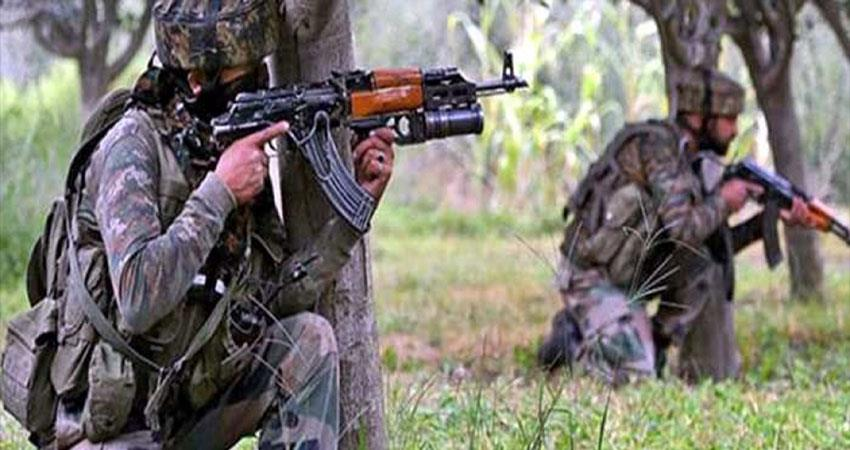 encounter between security forces and terrorists anjsnt