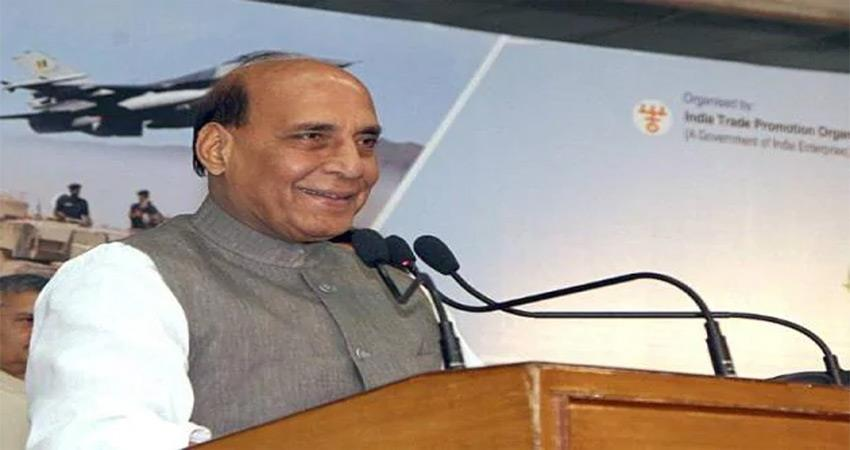 rajnath singh will fly in rafale today said this as soon as he reached paris