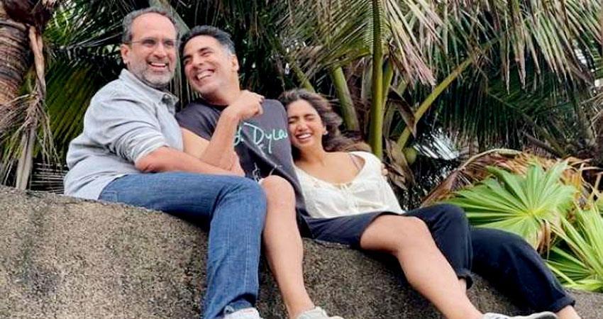 bhumi pednekar joins akshay kumar in film raksha bandhan aljwnt