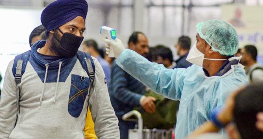 coronavirus india lalest coronavirus death in india coronavirus india updates prshnt