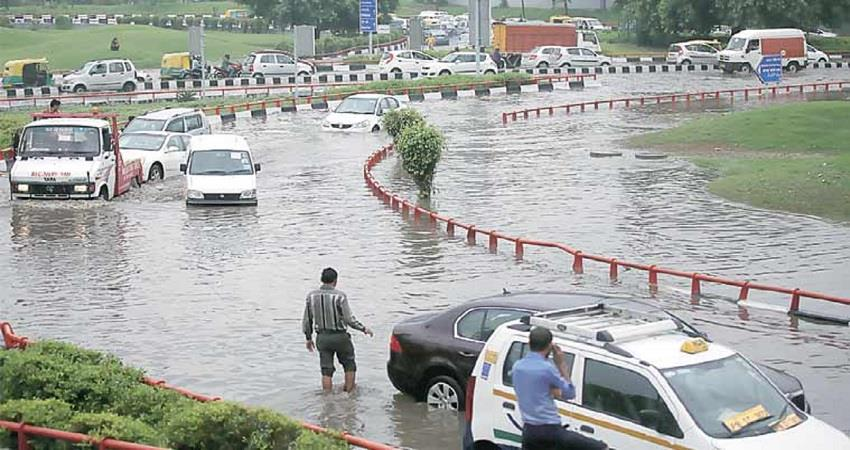 delhi weather updates rain will continue during this week in national capital kmbsnt