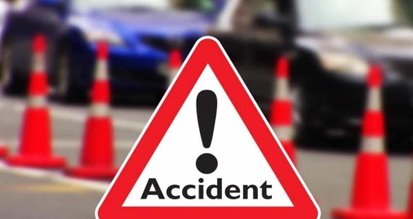 pune 9 people killed in a road accident truck and car collision