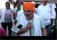 किसानों ने जाम किए दिल्ली बॉर्डर, टिकैत बोले- लोग लंच के बाद ही निकलें, नहीं तो जाम में फंसे रहेंगे