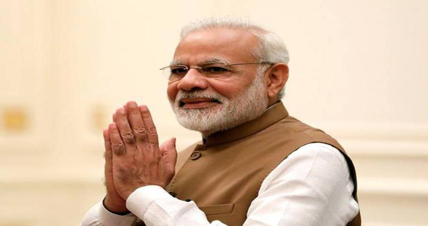 prime minister narendra modi wishes new year to the nation