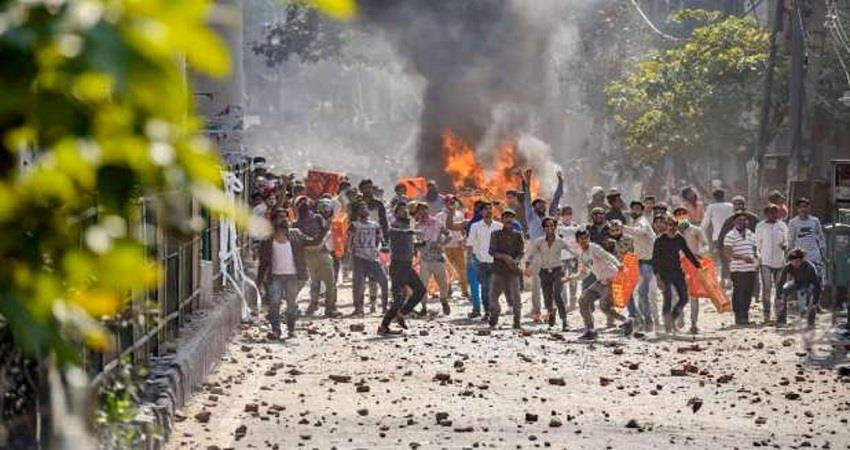delhi riots conspiracy chargesheet violence on mind after 2019 election results kmbsnt