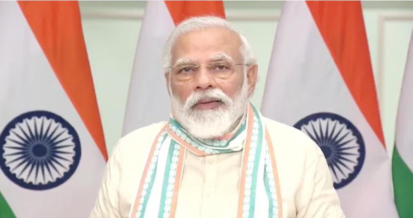 pm-modi-to-join-durga-puja-today-through-video-conference-tweeted-information-prshnt