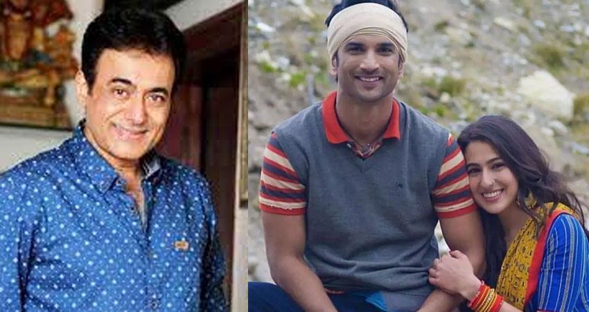 nitish bharadwaj on sushant singh rajput sara ali khan drugs allegations by rhea aljwnt