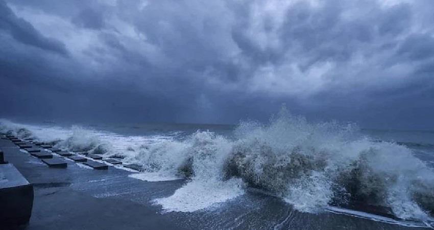 cyclone gulab landfall in odisha and andhra pradesh today kmbsnt
