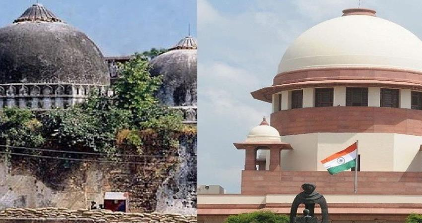 Ayodhya case will be heard in Supreme Court today