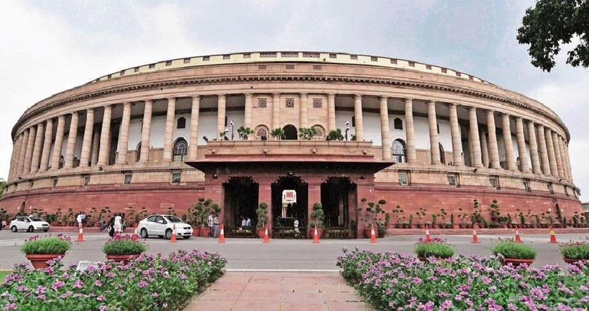 parliament monsoon session no paper copy of ordinances will be distributed prshnt