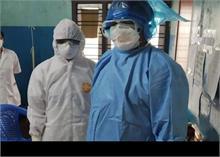 निर्माणाधीन अंबेडकर अस्पताल में होगा कोरोना का इलाज, 200 बेड्स तैयार