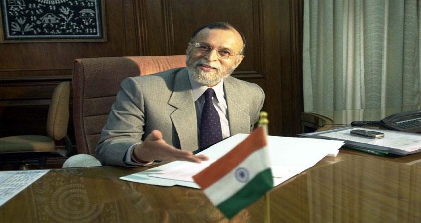 delhi lg took meeting on vacant positions