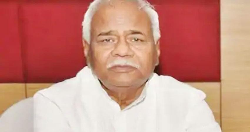 up bjp mla janmejaya singh from deoria sadar dies in lucknow prshnt