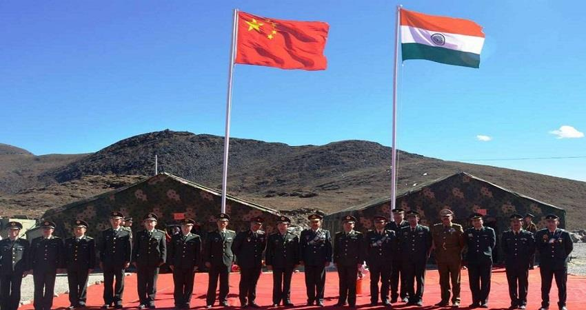india china 10th round of corps commander level talks kmbsnt
