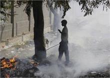 प्रदूषण फैलाने वालों के खिलाफ हुई 154 एफआईआर, 10 लोग गिरफ्तार