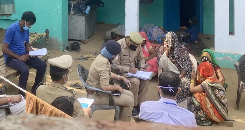 hathras case sit investigation not complete will submit investigation on october 16 prshnt
