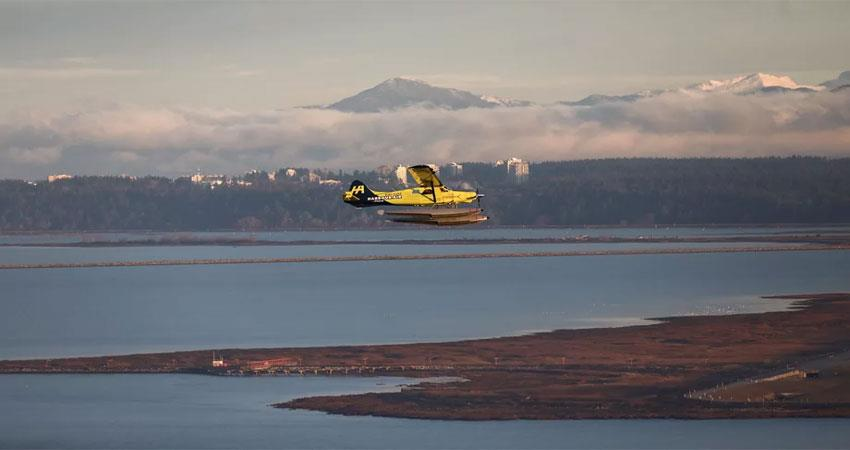 electric plane first flew in canada know how it started