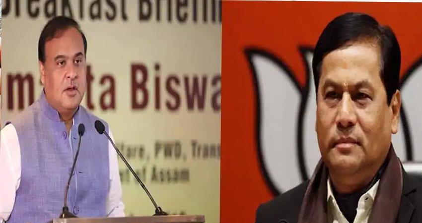 who will be assam next cm amit shah and jp nadda will meet today in assam anjsnt