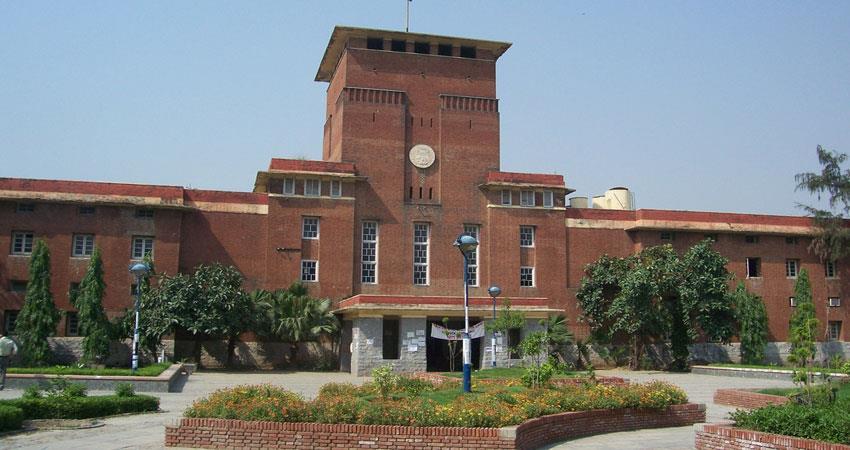 delhi university students union election