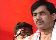 BJP के स्टार प्रचारक शाहनवाज कोरोना पॉजिटिव, एम्स में हुए भर्ती, बिहार चुनाव रैली में हुए थे शामिल