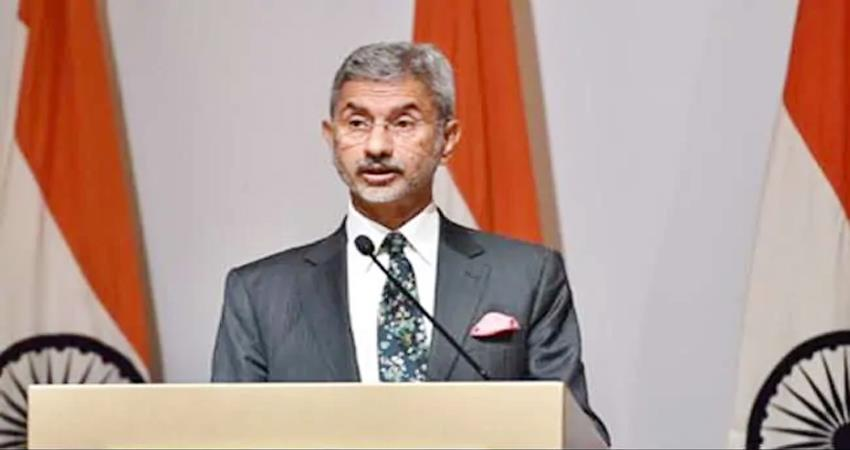 there is problem in talking to pakistan, not from pakistan, s jaishankar