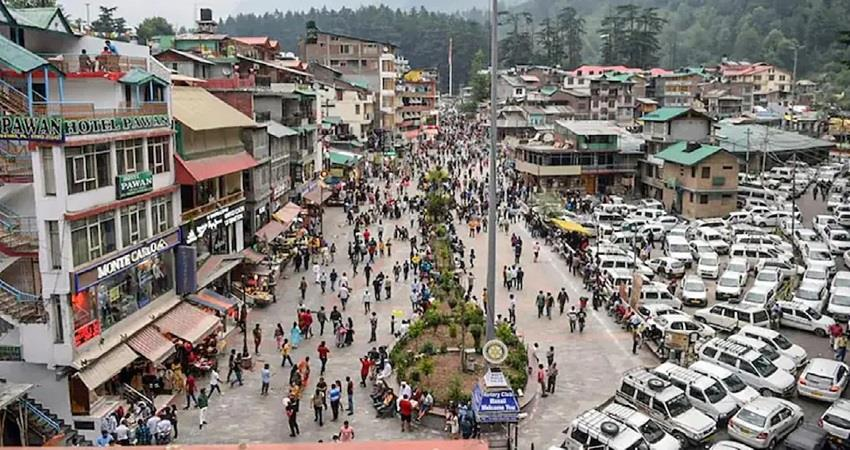 modi govt strict covid rules in tourist places in view of third wave of corona kmbsnt