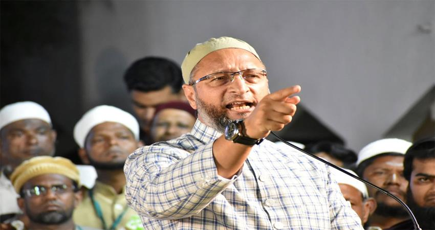 owaisi gets angry on lock down calls it cruelty against humanity vbgunt
