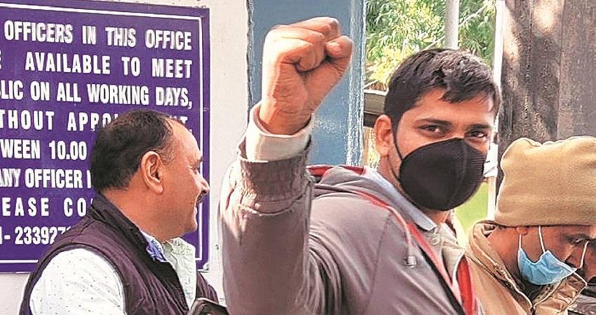 journalist-mandeep-punia-14-days-judicial-custody-singhu-border-kmbsnt