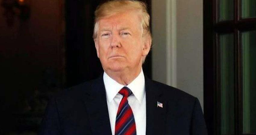 US President Donald Trump announced his withdrawal from the WHO prshnt