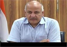 केजरीवाल सरकार के फैसले पलटने पर भड़के सिसोदिया, कहा- पावर का दुरुपयोग कर रहे LG