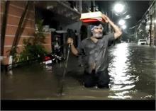 तेलंगाना: भारी बारिश से जलमग्न हुए हैदराबाद के कई इलाके, अब तक 11 की मौत