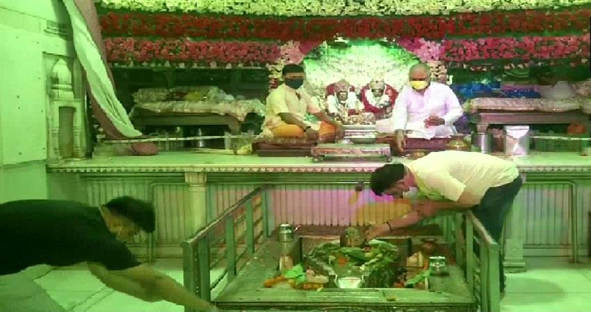 first monday of sawan loard shiva worship in india kmbsnt