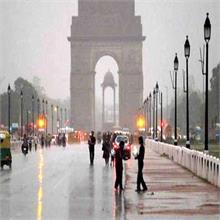बारिश ने दी राजधानी को राहत, प्रदूषण का घमंड चूर, सुधरी हवा