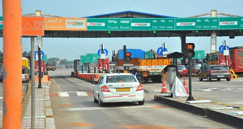 toll plazas will be eliminated from all over the country in the next two years sohsnt