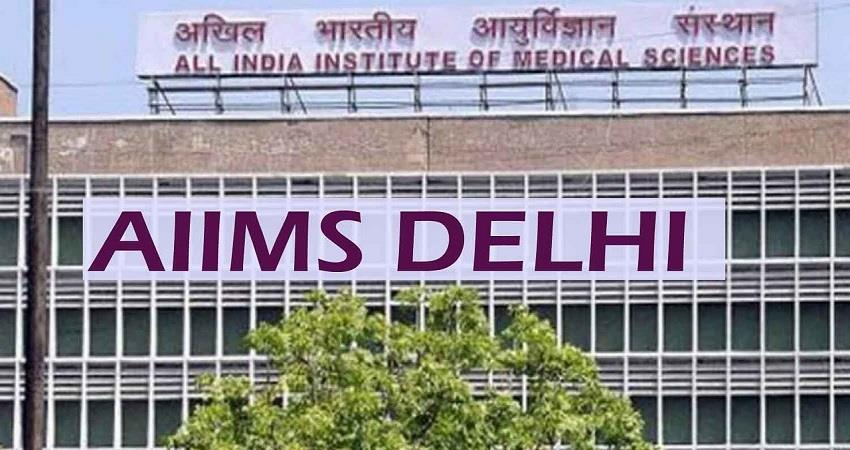 more-than-50-medical-staff-at-aiims-delhi-tested-corona-positive-in-two-days-kmbsnt
