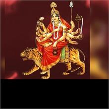 देशभर में मची नवरात्रि की धूम, आज होगी मां शैलपुत्री की पूजा