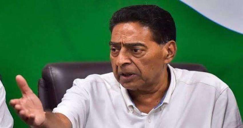 congress-complaint-against-bjp-elections-commission-delhi-election-2020