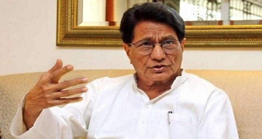 former union minister and rld chief chaudhary ajit singh dies from corona kmbsnt