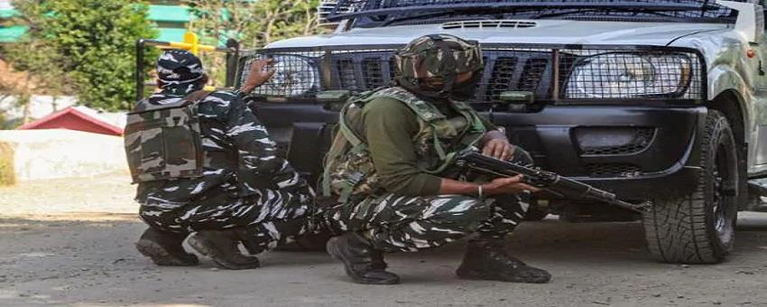 militants attack ied on crpf convoy in pulwama sohsnt