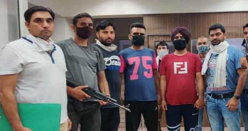 khalistan zindabad force two terrorist arrested by delhi police kmbsnt