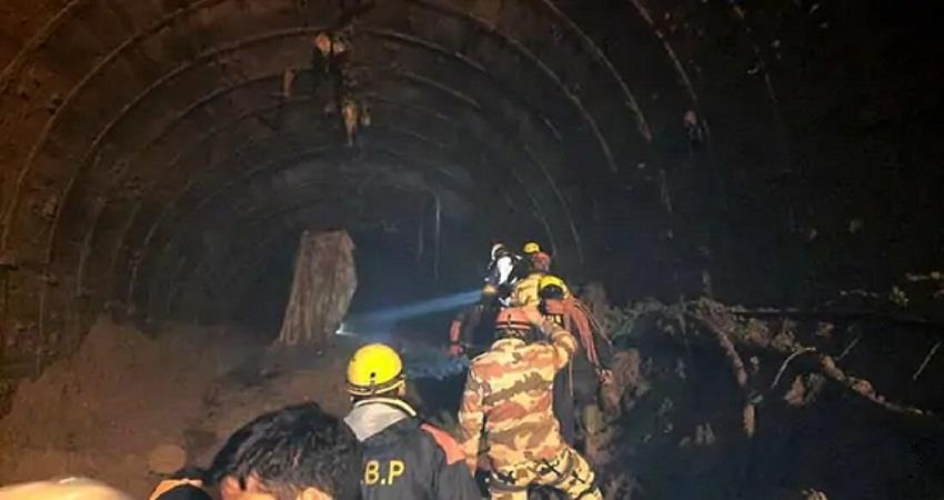 uttarakhand chamoli 12 bodies have been recovered from tunnel raini village today kmbsnt